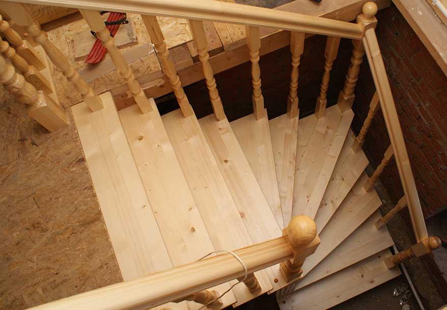 Фото лестницы на второй этаж своими руками